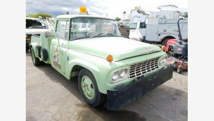 1963 International Harvester Pickup for sale 101328624