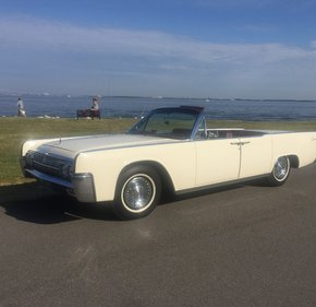 1963 Lincoln Continental for sale 101204871