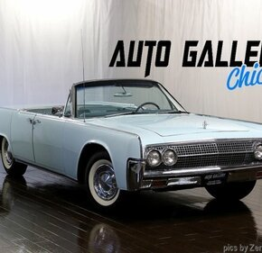 1963 Lincoln Continental for sale 101367803