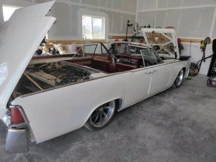 1963 Lincoln Continental for sale 101493822
