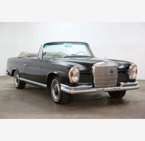 1963 Mercedes-Benz 220SE for sale 101127445