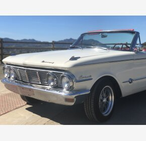1963 Mercury Comet Clics For On Autotrader