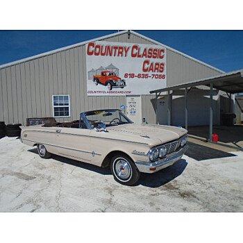 1963 Mercury Comet for sale 101484470