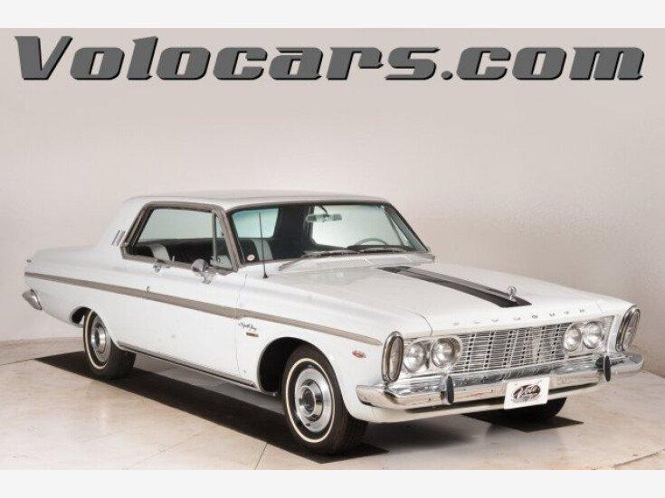 1963 Plymouth Fury For Sale Near Volo Illinois 60073