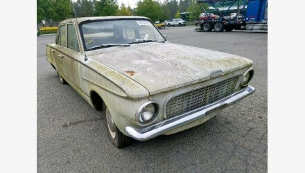 1963 Plymouth Valiant for sale 101223717