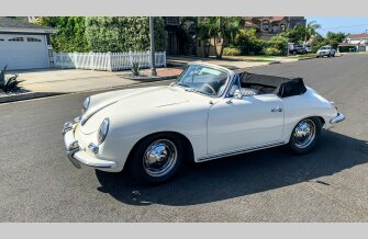 1963 Porsche 356 B Cabriolet for sale 101185466