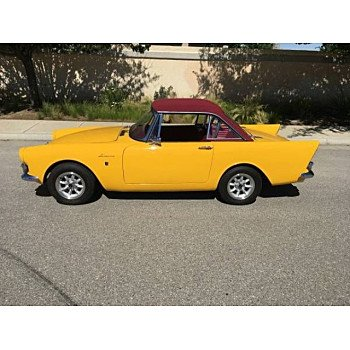 1963 Sunbeam Alpine for sale 101301951