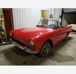1963 Sunbeam Alpine for sale 101331658