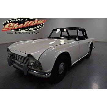 1963 Triumph TR4 for sale 101229206