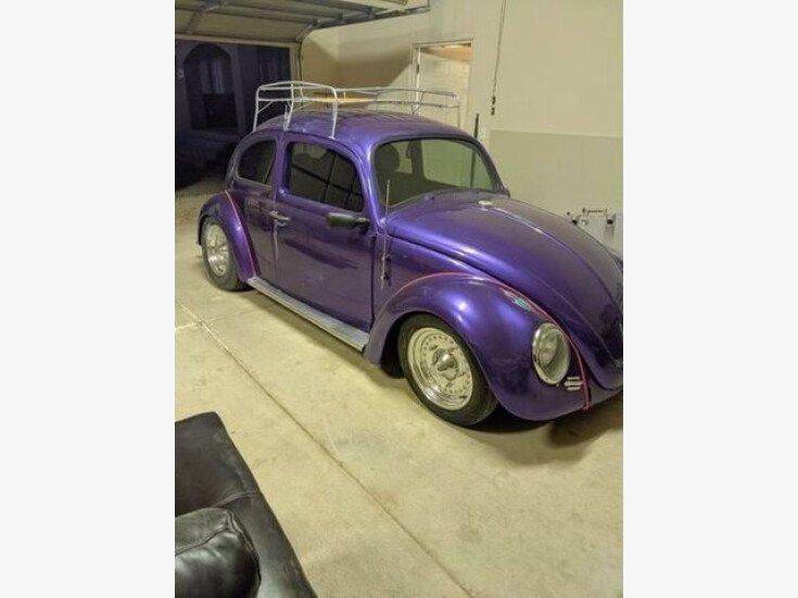 1963 Volkswagen Beetle for sale 101584204