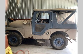 1963 Willys CJ-5 for sale 101502011