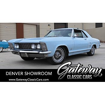 1964 Buick Riviera for sale 101538123