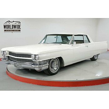 1964 Cadillac De Ville for sale 101098408