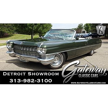1964 Cadillac De Ville for sale 101178740