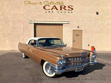 1964 Cadillac De Ville for sale 101395203