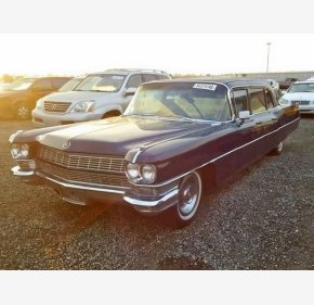 1964 Cadillac Fleetwood for sale 101088382