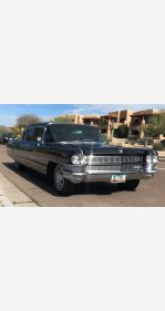 1964 Cadillac Fleetwood Sedan for sale 101105754