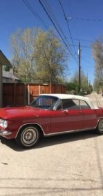 1964 Chevrolet Corvair Monza Convertible for sale 100874303