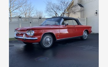 1964 Chevrolet Corvair Monza Convertible for sale 101294867
