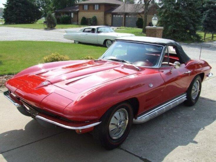 1964 Chevrolet Corvette Convertible for sale 100881128