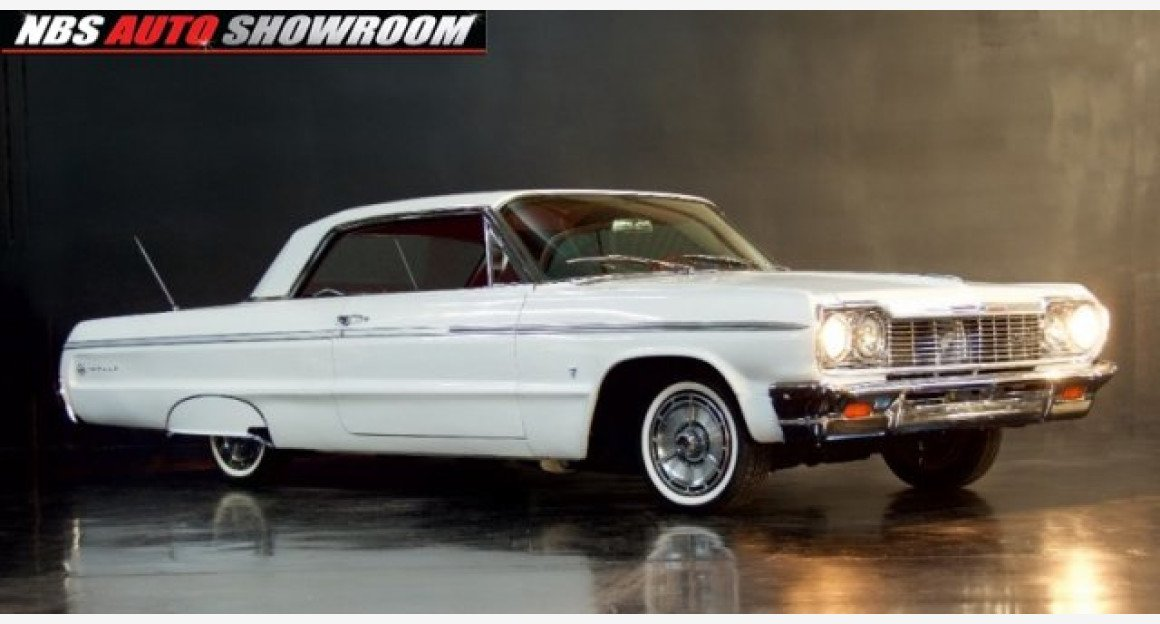1964 Chevrolet Impala for sale 100966254