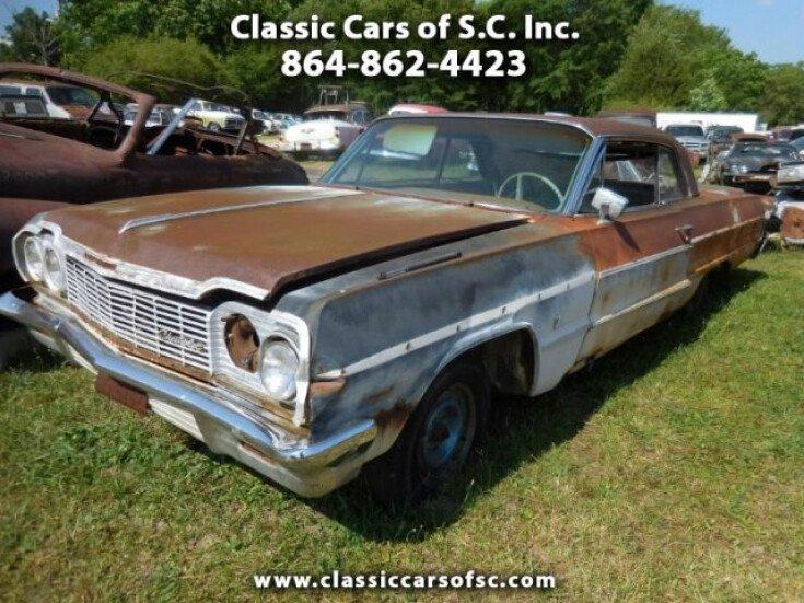 1964 Chevrolet Impala For Sale Near Gary Court South