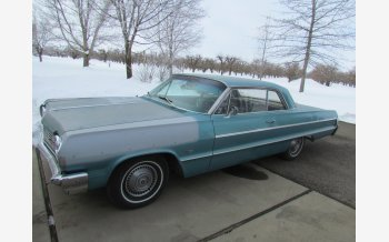 1964 Chevrolet Impala Coupe for sale 101104622