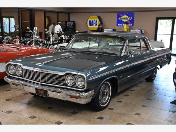 1964 Chevrolet Impala for sale near Venice, Florida 34293