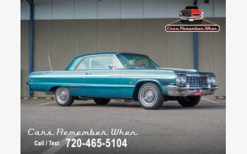 1964 Chevrolet Impala SS for sale 101622956