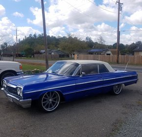 1964 Chevrolet Impala Coupe for sale 101305229