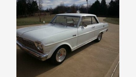 1964 Chevrolet Nova for sale 100862249