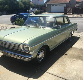 1964 Chevrolet Nova Sedan for sale 100990629