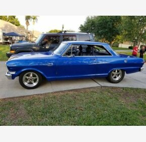 1964 Chevrolet Nova for sale 101005244