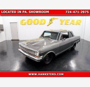 1964 Chevrolet Nova for sale 101459638