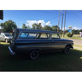 1964 Chevrolet Suburban for sale 101095304