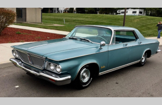 1964 Chrysler New Yorker Classics For Sale Classics On Autotrader