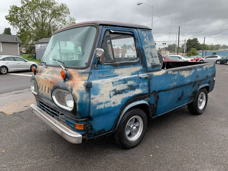 9847b2974c26 1964 Ford Econoline Pickup for sale near Bristol