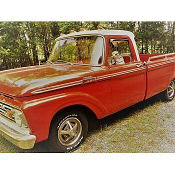 1964 Ford F100 for sale 101061743