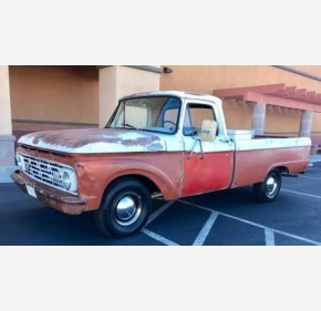 1964 Ford F100 for sale 101107964