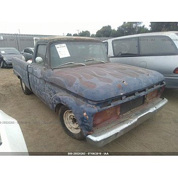 1964 Ford F100 for sale 101191511