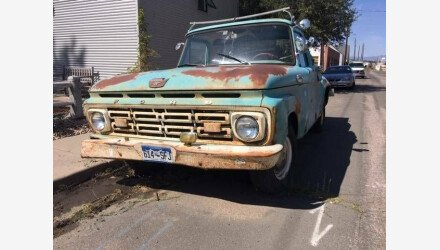 1964 Ford F100 for sale 101210681
