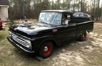 1964 Ford F100 2WD Regular Cab for sale 101317133