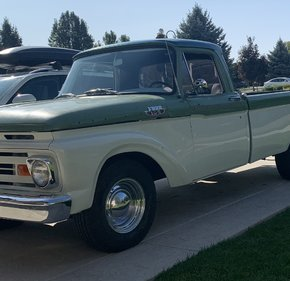 1964 Ford F100 2WD Regular Cab for sale 101381597