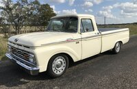 1964 Ford F100 2WD Regular Cab for sale 101398045