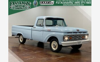 1964 Ford F100 for sale 101564045