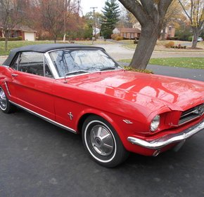 1964 Ford Mustang Convertible for sale 101394711