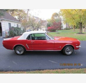 1964 Ford Mustang Convertible for sale 100978374