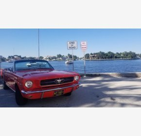 1964 Ford Mustang for sale 101350045