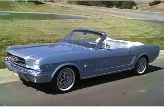 1964 Ford Mustang Convertible for sale 101453268