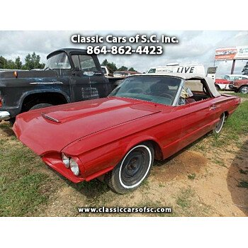 1964 Ford Thunderbird for sale 101018322